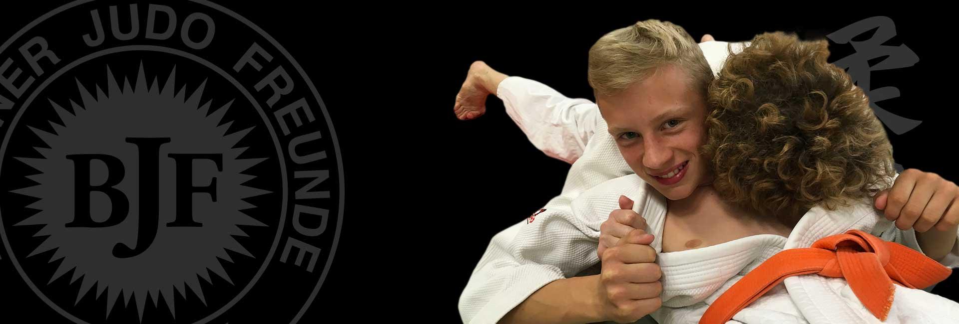 Judo in Berlin - Berliner Judo Freunde e.V. - Homeslider